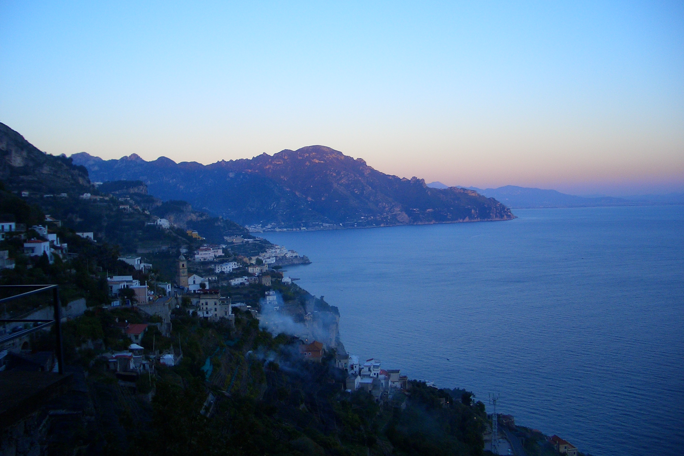 Udsigt Amalfi CIMG2622